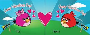 Angry Birds Valentines Craft Remedy