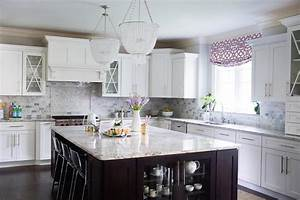 purple kitchen accents transitional kitchen With what kind of paint to use on kitchen cabinets for purple wall art decor