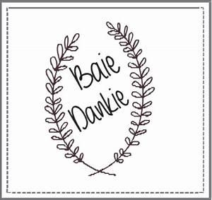 Baie Dankie Stamp 1 – I Do Inspirations Wedding Venues