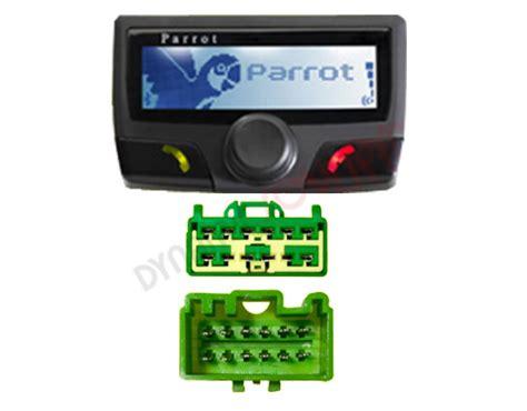 volvo bluetooth car kit parrot sot lead ebay