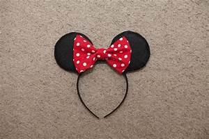 template for minnie mouse ears - minnie mouse headband template joy studio design gallery
