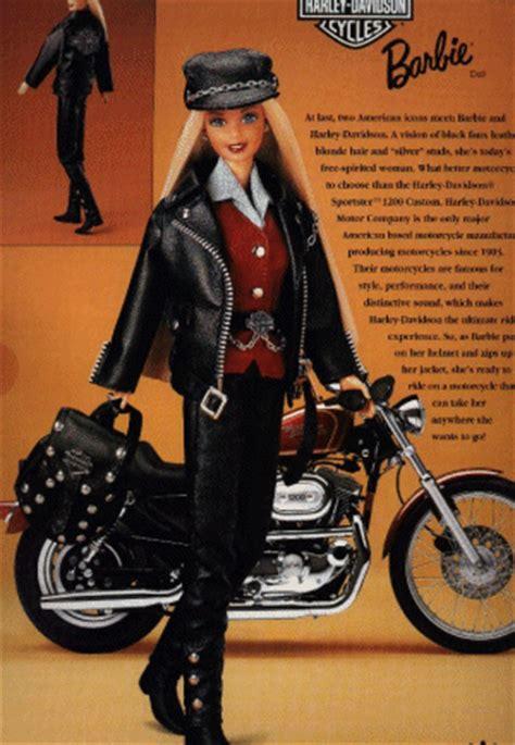 Harley Davidson Barbies by Chrissy S Corner Harley Davidson