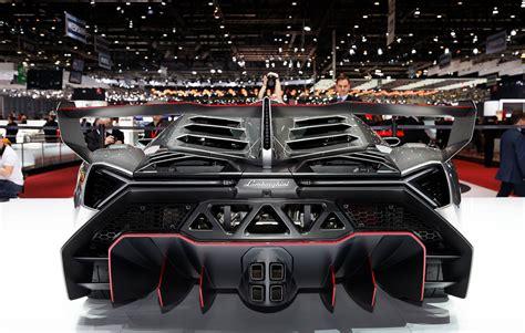 Lamborghini Unveils Its Ugliest Supercar For 4 Million