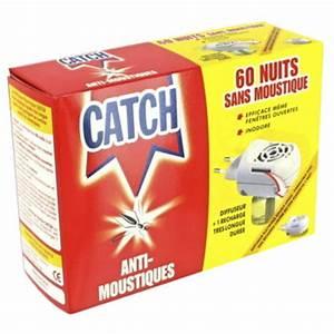 Anti Moustique Exterieur Efficace : diffuseur anti moustique catch goulotte protection cable ~ Dode.kayakingforconservation.com Idées de Décoration