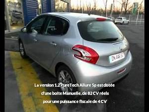Peugeot Maurel Albi : offre de peugeot 208 1 2 puretech allure 5p de 2015 en vente albi youtube ~ Gottalentnigeria.com Avis de Voitures