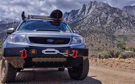subaru forester  road mods car picture update