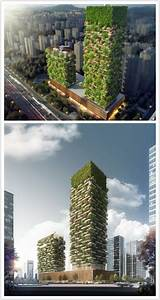 Vertical Forests that will be constructed in China to ...