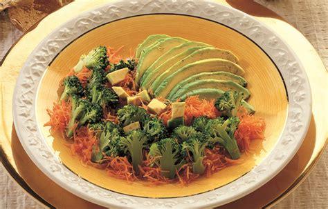 ricette cucina italiana antipasti ricetta antipasto freddo di avocado e verdure le ricette