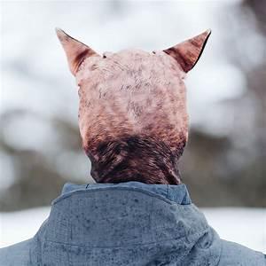Ultra-Realistic Animal Ski Masks  Realistic