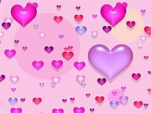Love Heart Wallpaper Background