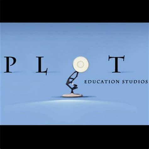pixar short film study  plot chart diagram