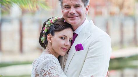 wunderschoene fotos jasmin wagner heiratet zum  mal