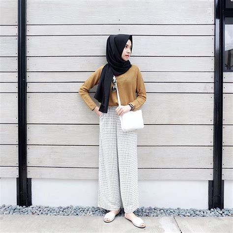 fashion hijab casual  favorit  hijabers remaja