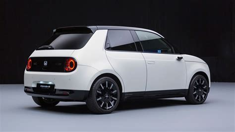 Honda E Prototype First Look At New Electric City Car