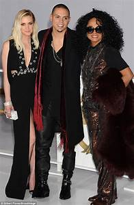 Evan RossAshlee Simpson And Diana Ross Attend The Hunger