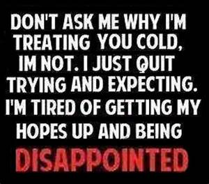 Disappointed | Me, Myself, And Han | Pinterest