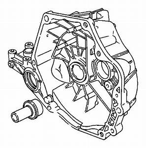 2015 Jeep Compass Housing Assembly  Used For  Clutch And