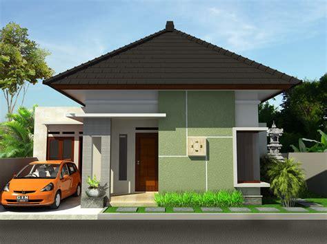 desain rumah minimalis  lantai sederhana terbaru