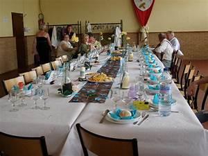 Deco De Table Communion : deco communion ~ Melissatoandfro.com Idées de Décoration