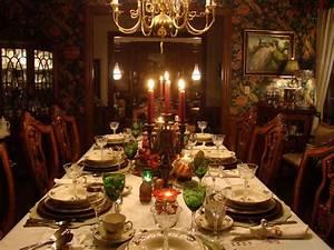 Dinner Wallpaper Holiday