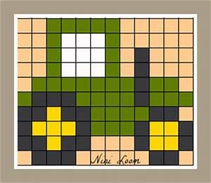 Pixel Art Voiture Facile : nini loom loisirs cr atifs page 63 ~ Maxctalentgroup.com Avis de Voitures
