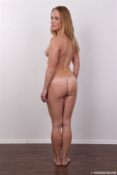 Czech Casting Hairy Pussy