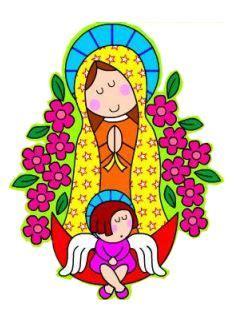pin de arellana en virgen de guadalupe dibujos de virgen virgencita de guadalupe