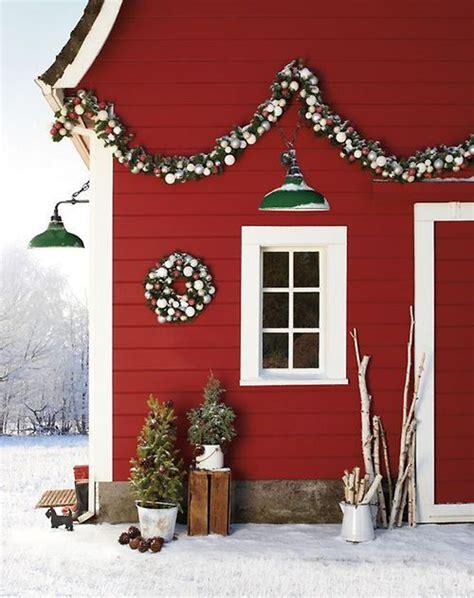 scandinavian christmas decorations outdoor scandinavian christmas designs