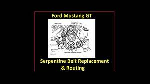 How To Change A Belt Serpentine Belt Replacement And