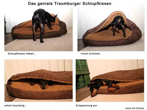 traumburger hundebett der einziartige und optimale