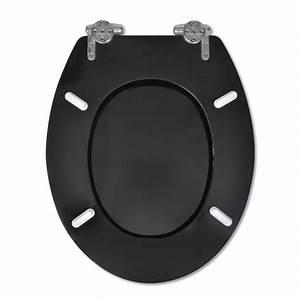 Wc Sitz Schwarz Absenkautomatik : der wc toilettendeckel toilette deckel absenkautomatik schwarz online shop ~ Bigdaddyawards.com Haus und Dekorationen