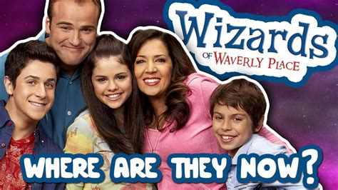 Wizards of Waverly Place Cast: Where Are They Now? - YouTube