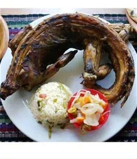 garrobo asado comida salvadoreña pinterest php and