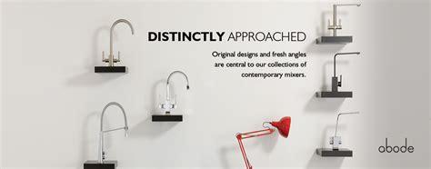 designer kitchen taps uk kitchen taps from abode 6641