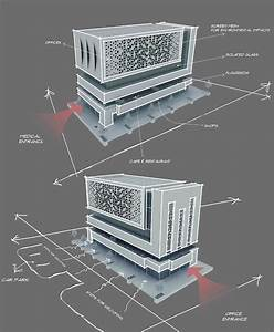 Commercial Building Design And Diagrams By  Rawand A Amin