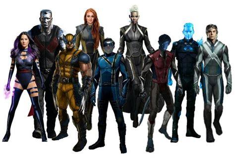 mcu avengers wolverine xmen transparent uniforms movies mutants pic upcoming circo edits idea movie comics would quirkybyte soon into usadas