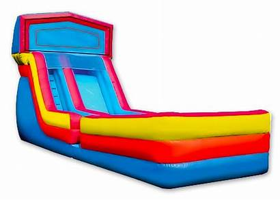 Slide Inflatable Water Clipart Clip Slides Library