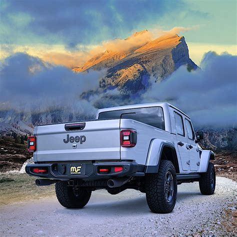 2020 Jeep Gladiator Aftermarket Parts by 2020 Jeep Gladiator Can Now Be Fitted With New Aftermarket