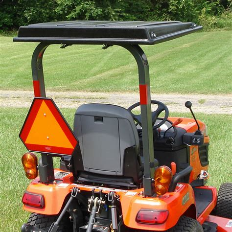 zero turn mower canopy hardtop abs plastic canopy for compact tractors mowers