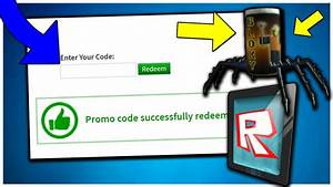 All Roblox Promo Code On Roblox 2019  July  Spider Cola