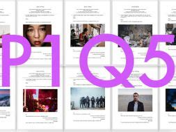 aqa english language paper  question  practice questions   teaching resources