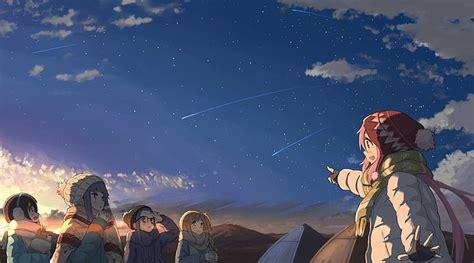 yuru camp p    hd wallpapers