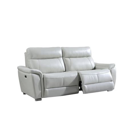 Electric Loveseat Recliner by Electric Reclining Sofa Leather Electric Recliner Sofa
