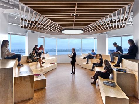 Office Insider by Inside Saatchi Saatchi S New Nyc Office Officelovin