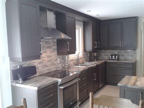 meuble cuisine coin cuisine ilot central cuisine lapeyre avec couleur