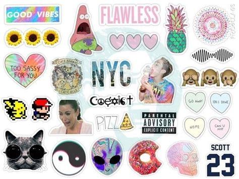 printable stickers tumblr journalingsage