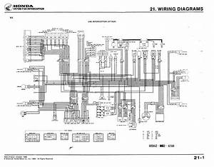 Wire Schematic 2001 Honda Shadow