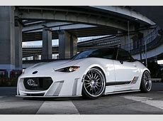 2016 Mazda MX5 Tuned by Kuhl Racing Looks Riced