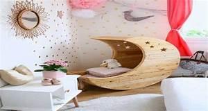Deco Chambre Fille Princesse : 8 chambres de princesse qui vitent les vieux clich s d co ~ Teatrodelosmanantiales.com Idées de Décoration