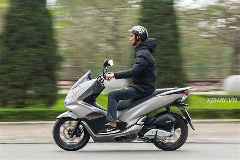 Đánh Giá Xe Honda Pcx 2018